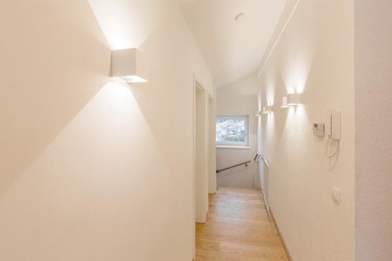 Privates Projekt - Flurbeleuchtung